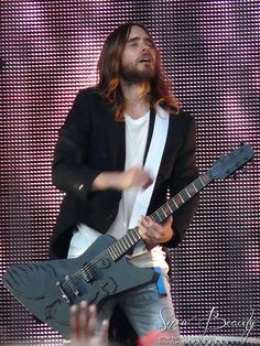30 Seconds To Mars - Berlin, June 6th 2013 http://www.flickr.com/photos/snow-beauty/sets/72157633995015856/
