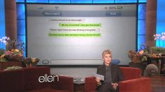 Auto Correct Not So Correct......Ellen has found another group of text message mistakes that are so funny it hurts. Have a good laugh, and make sure to triple check your text messages so this never happens to you. Of course, if it has happened to you, we want to see it! Send it to us right here.