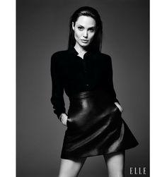 Worldwide Exclusive: Angelina Jolie Opens Up