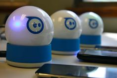 Sphero Rolls Out Internationally and Announces New Apps
