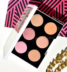 The Blushes Palete Gwen Stefani + Urban Decay  | Beauty and Healthy Life #UDxGwen