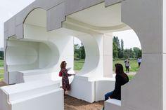 Galeria de Serpentine Pavilion do BIG é inaugurado juntamente com outras 4 instalações temporárias - 7