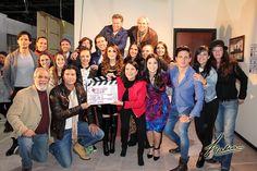 El elenco de la nueva telenovela Corazón que miente, acudió este lunes a misa en el Foro 10 de Televisa, lugar en donde también se dio el inicio de grabaciones. Checa nuestra galería en café y cabaret. Checa nuestra galería en café y cabaret.