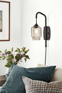 Illuminate your space with our modern wall sconces, pendants and table, floor and task lamps.