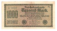 old German mark