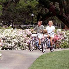 Bike Trails  Rent a bike to pedal the more than 20 miles of trails on Jekyll Island. Our favorite stretches run along the western side with marsh and river views. You'll find bike rentals next to the miniature-golf course midway up the island. (912) 635-2648 ($12.31 for all-day rental).