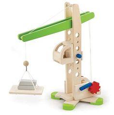 Viga Toys - Hijskraan