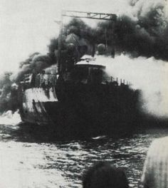 9 January 1943, U-442 attacked the convoy TM-1 west of the Canary Islands and claimed hits on two tankers, but in fact only one torpedo had hit the Empire Lytton (Master John William Andrews). The chief officer, ten crew members and four gunners were lost. The master, 30 crew members and three gunners were picked up by HMS Saxifrage (K 04) (Lt N.L. Knight, RNR) and landed at Gibraltar. HMS Havelock (H 88) (Cdr R.C. Boyle, DSC, RN) failed to sink the wreck with gunfire.
