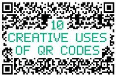 10 Creative Uses of QR Codes - Awwwards