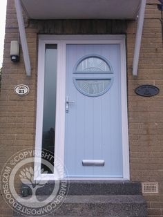 1000 images about solidor duck egg blue timber for 1950s front door designs