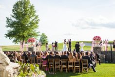 Romantic Trump National Golf Club Wedding | Therese Marie Wagner Photography  | Still Life Events | Reverie Gallery Wedding Blog