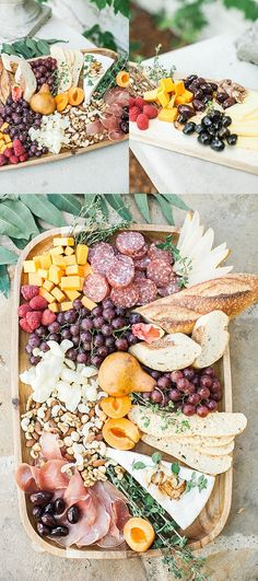 Southern California Bride: Romantic Wedding Inspiration at The Villa San Juan Capistrano by Michelle Isabel & Co. Romantic Wedding Inspiration at The Villa San Juan Capistrano by Michelle Isabel & Co. Tapas, Comida Picnic, Wedding Appetizers, Romantic Wedding Inspiration, Reception Food, Think Food, Food Stations, Cheese Platters, Cheese Food
