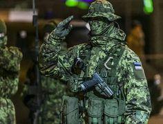 Bir özel kuvvetler askeri