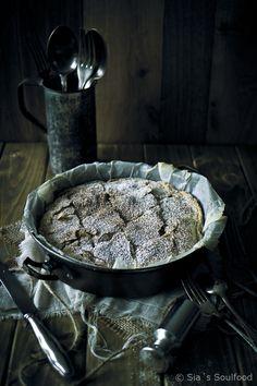 Knuspriger Filoteig-Kuchen mit Vanillecreme {Mpougatsa}