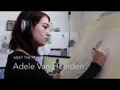 Meet the Finalists of the StateoftheART Gallery Award ADELE VAN HEERDEN Van Heerden describes her work as a direct, personal response to the particular. State Art, Adele, Awards, Art Gallery, Van, Youtube, Art Museum, Vans, Youtubers