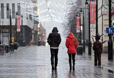 Kuopiossa marraskuun keskilämpötila oli 2,5 astetta, kun pitkän ajan keskiarvo on -2 astetta.
