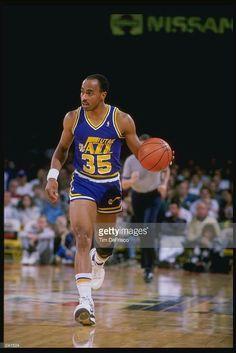 Darryl Griffith Jazz Basketball, Basketball Players, Utah Jazz, Athletes, Legends, Nfl, Memories, Running, Sports