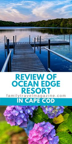 A review of the Ocean Edge Resort, a family-friendly resort located in Brewster, MA on Cape Cod. Best Vacation Spots, Ski Vacation, European Vacation, Best Places To Travel, Best Vacations, Disney Vacations, Vacation Destinations, Vacation Ideas, Family Friendly Resorts