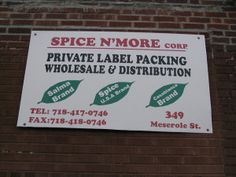 BROOKLYN, NY - SPICE N' MORE CORP. has initiated a recall after it was discovered that the peanut-containing product was distributed in packaging that did not reveal the presence of peanuts.