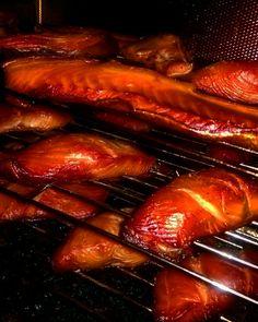 Smoked #chinook / #kingsalmon