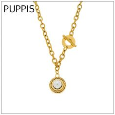 Upgrade Your Look with precious Puppis Jewels.Buy online Now. Stylish Jewelry, Pearl Necklace, Necklaces, Jewels, Shopping, Collection, String Of Pearls, Beaded Necklace, Bijoux