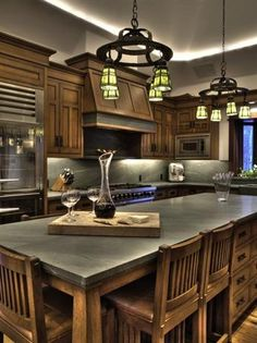 12 Celebrity Kitchens: Brad Pitt, Taylor Swift, Katy Perry and More