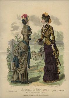 Journal le Printemps 1881