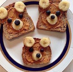 •Peanutbutter•Banana•Blueberry•