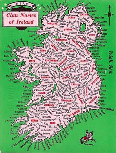 Irish Clans