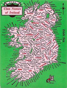 Irish Clans