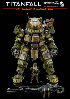 #transformer ThreeZero Announces Titan Sky 20-inch high Ogre booking details