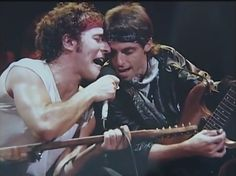 Bruce and Nils