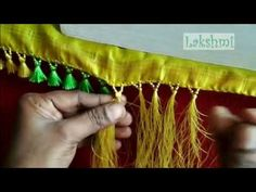 How To Apply Simple Arabic Mehndi Designs For Back Hands Saree Tassels Designs, Saree Kuchu Designs, Blouse Neck Designs, Simple Kurta Designs, Simple Arabic Mehndi Designs, Easy Crochet, Crochet Baby, Diy Pouch No Zipper, Hand Embroidery