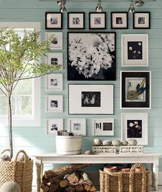 Tips for Creating a Cohesive Gallery Wall