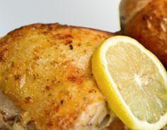 Lemon Chicken Recipe - Ideal Protein Friendly