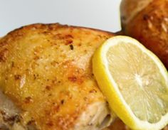 Lemon Chicken Recipe - Ideal Protein
