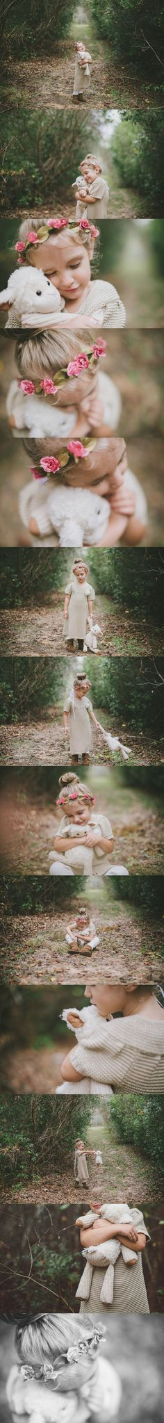 Jessi Field Photography | Children's Portraits Inspiration