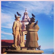 Vélez capital folclórica de Santander Colombia
