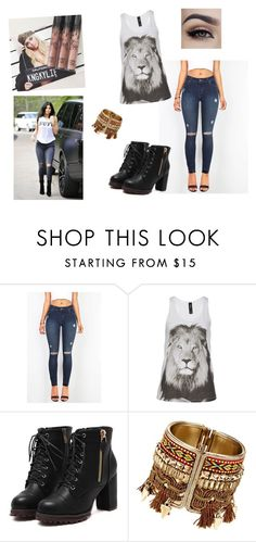 """""""Like, Literally, So Cute"""" by ynes-7 ❤ liked on Polyvore"""