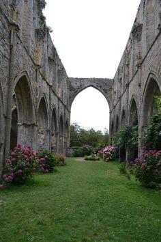 Bretagne - Abbaye de Beauport - Paimpol, Côtes-d'Armor