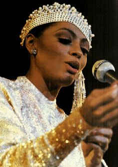 Diana Ross at Caesar's Palace 1979