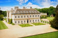 The historical Stapleford Park Country House Hotel offers conferencing for up to 160 people.