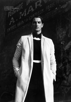 #Eric Anderson #long coat