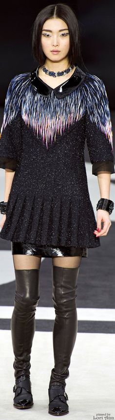 Chanel Fall 2013   The House of Beccaria~