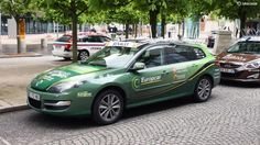 French Renaults for the French Europcar team