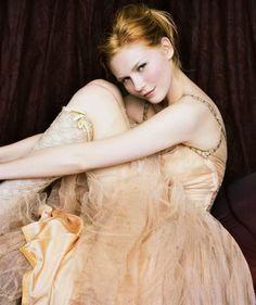 Kirsten Dunst by Annie Leibovitz.