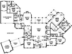 A Manor to Call Your Own - Floor 1