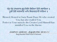 Guru Purab, Who Created You, Create Yourself, The Creator, Celebration, Blessed, Lord, Lorde