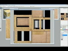 Texturing Tutorial part1 - Photoshop and 3ds Max basics