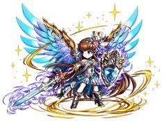 [IMG] #ブレイブフロンティア #bravefrontier #rpg #manga #art #japan #fantasy #manga #mobile #character